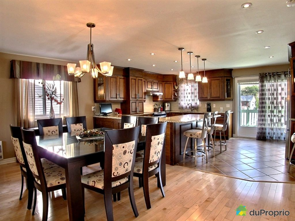 Maison vendu montr al immobilier qu bec duproprio 467101 for Salle a manger montreal