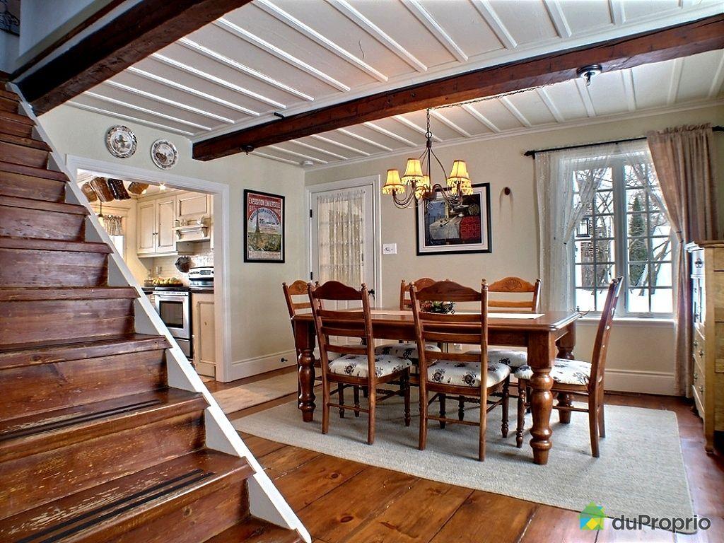 Maison vendu st fran ois immobilier qu bec duproprio 484719 - Maison en indivision comment vendre ...