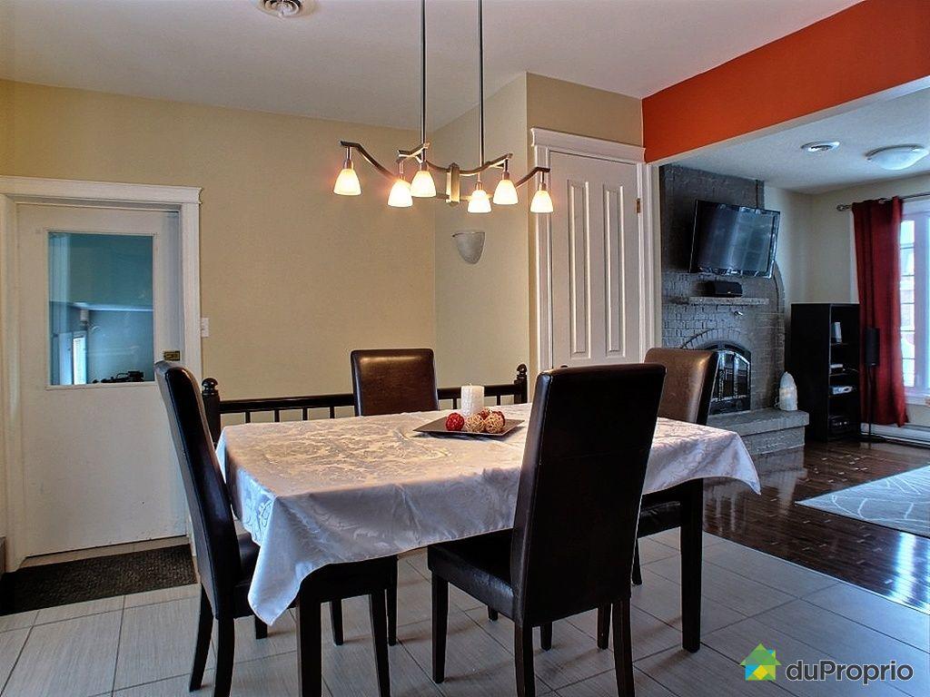 Maison Vendu St Hyacinthe Immobilier Qu Bec Duproprio