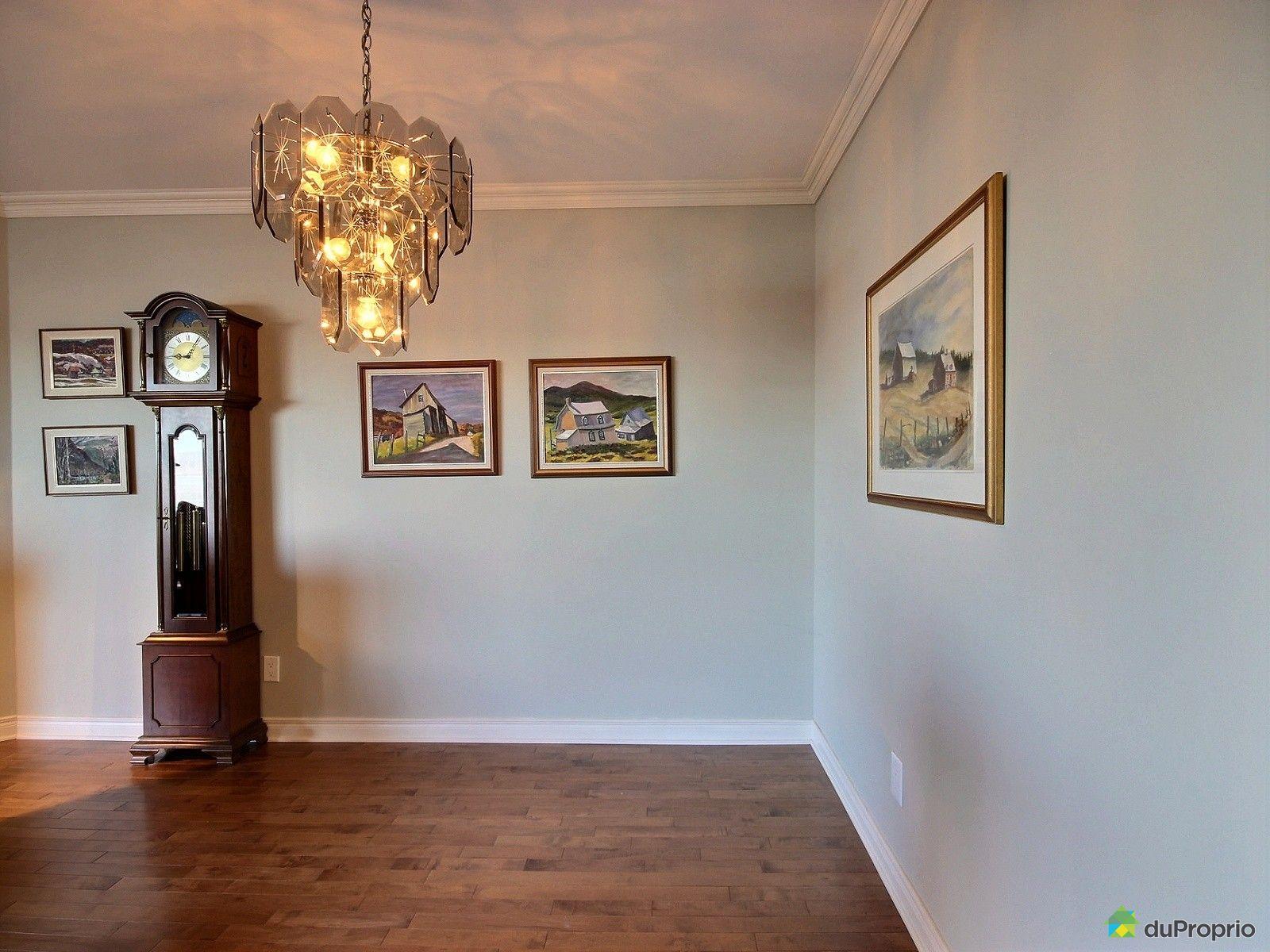Maison vendu l vis immobilier qu bec duproprio 567877 for Salle a manger levi
