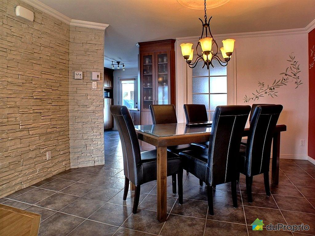 Maison vendu l vis immobilier qu bec duproprio 411011 for Salle a manger levi