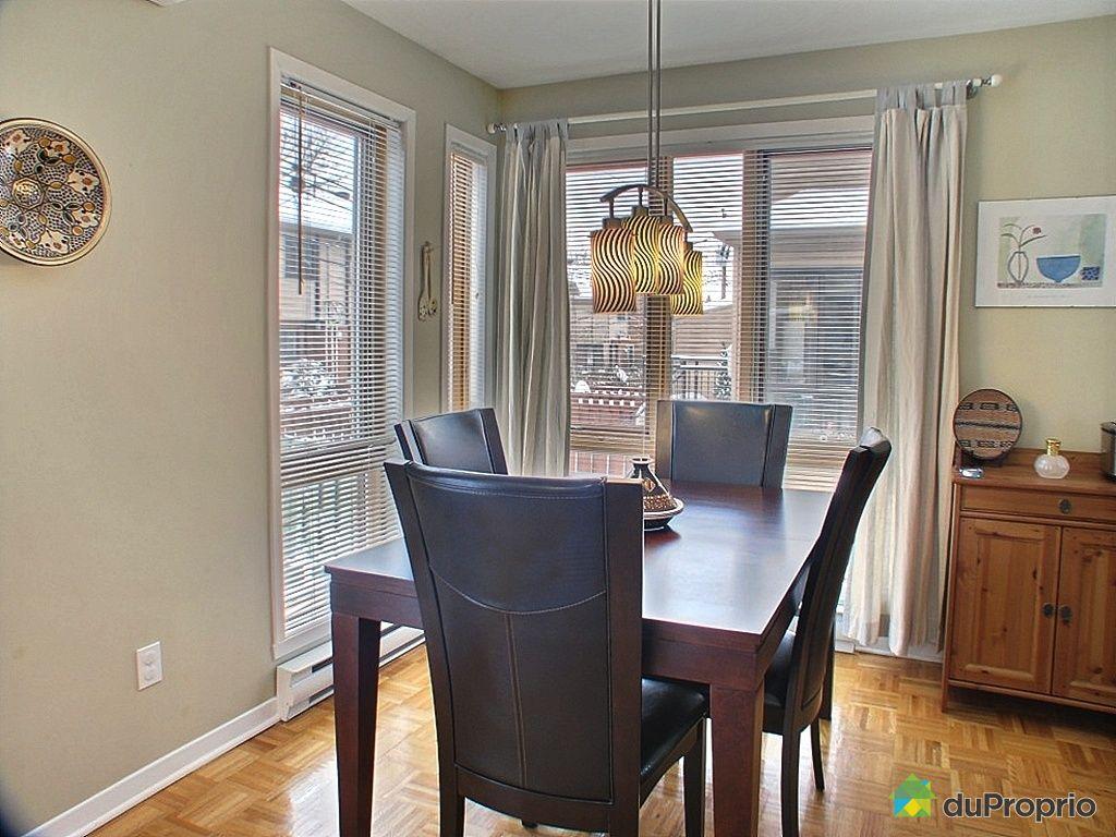 maison vendu montr al 2941 rue aubry immobilier qu bec duproprio 233477. Black Bedroom Furniture Sets. Home Design Ideas