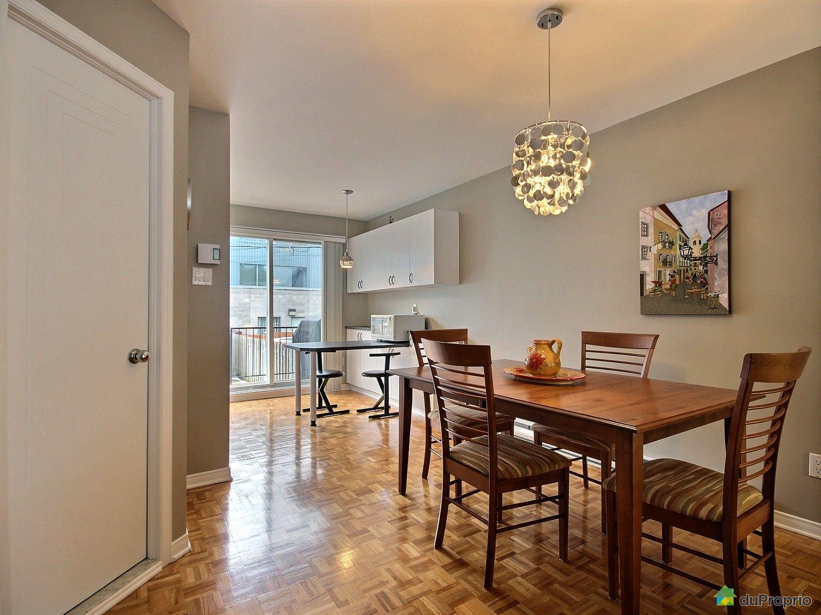 Maison vendu montr al immobilier qu bec duproprio 685616 for Alarme maison montreal
