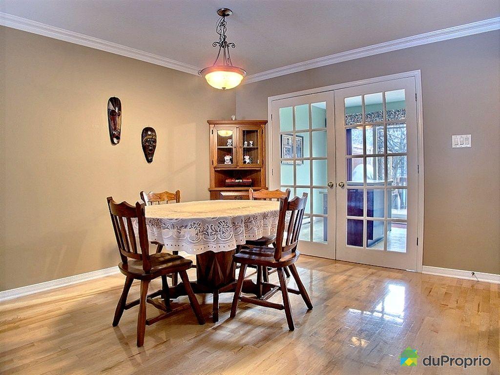 Maison vendu montr al immobilier qu bec duproprio 384028 for La salle a manger montreal