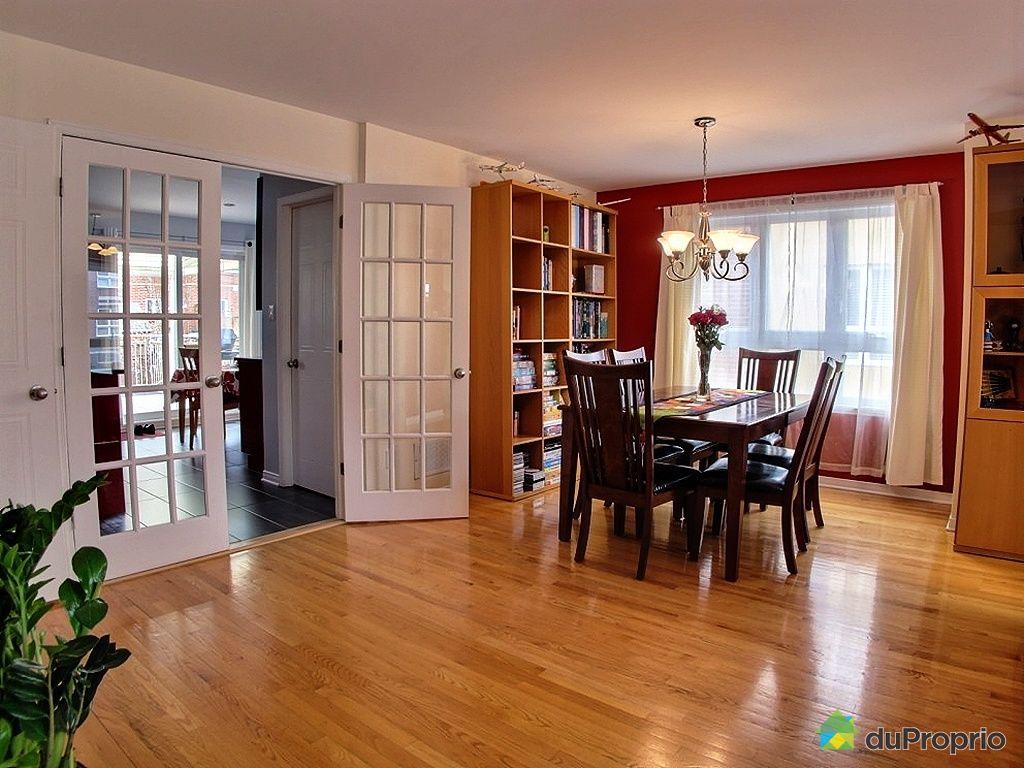 Maison vendu montr al immobilier qu bec duproprio 417117 for La salle a manger montreal