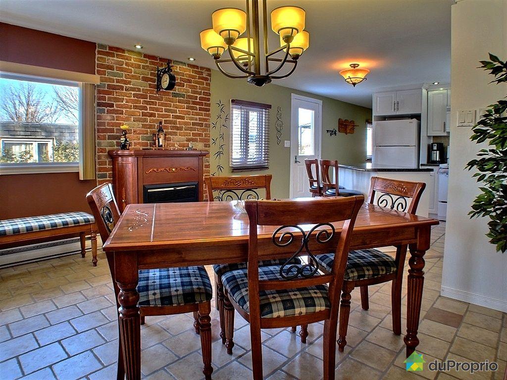 Maison vendu l vis immobilier qu bec duproprio 392756 for Salle a manger levi