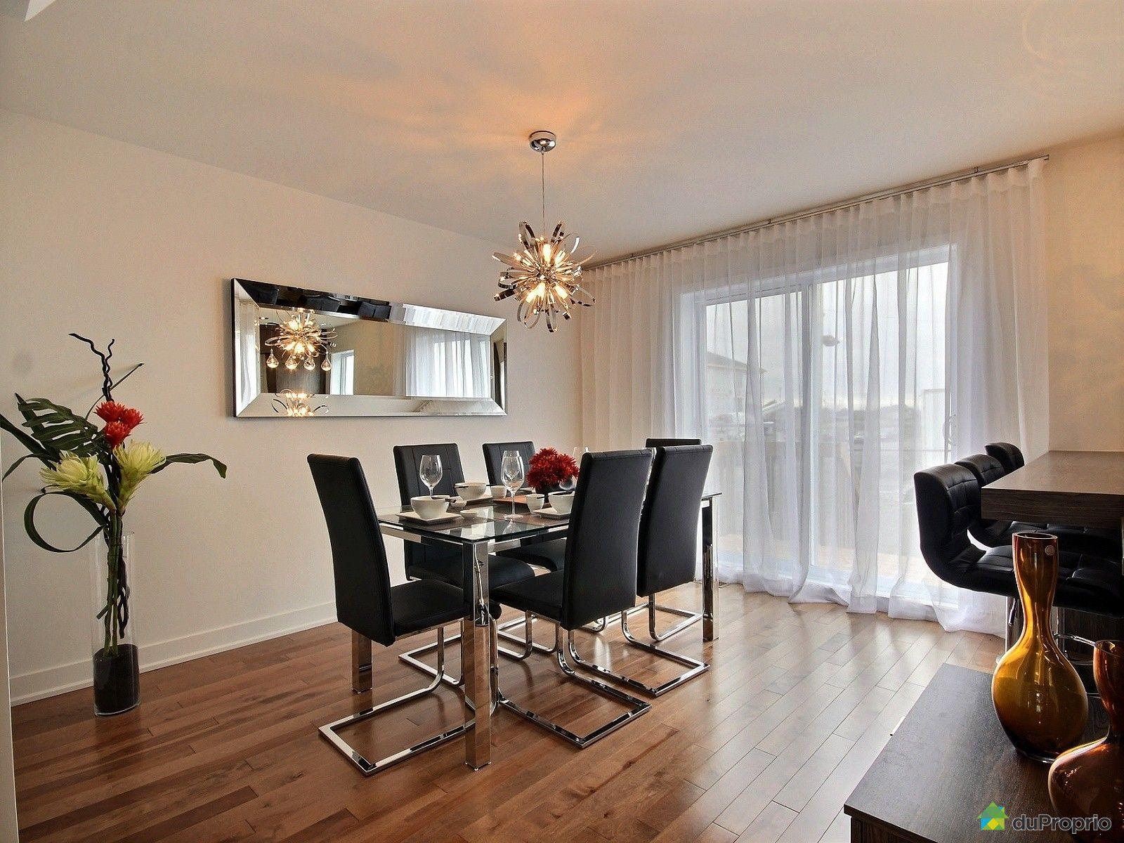 Maison neuve vendre chambly rue jean casgrain for Climatisation centrale maison