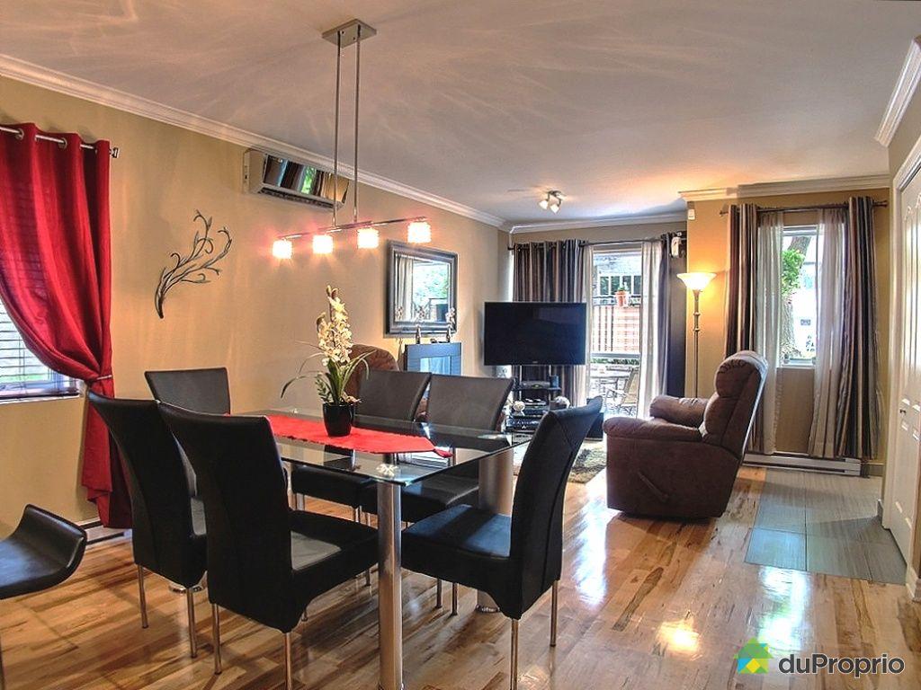 condo vendu montr al immobilier qu bec duproprio 443799. Black Bedroom Furniture Sets. Home Design Ideas