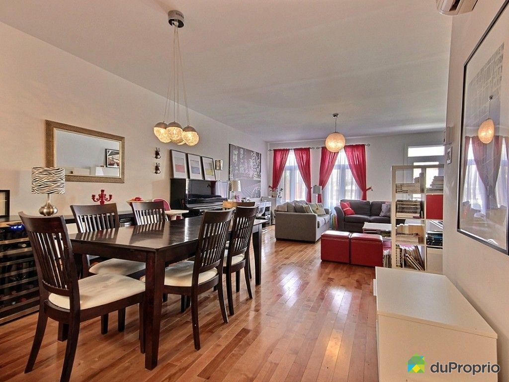 condo vendu montr al immobilier qu bec duproprio 583048. Black Bedroom Furniture Sets. Home Design Ideas
