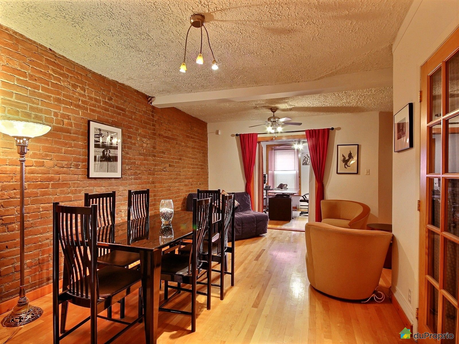 Condo vendre montr al 63 avenue duluth ouest for A le salon duluth mn