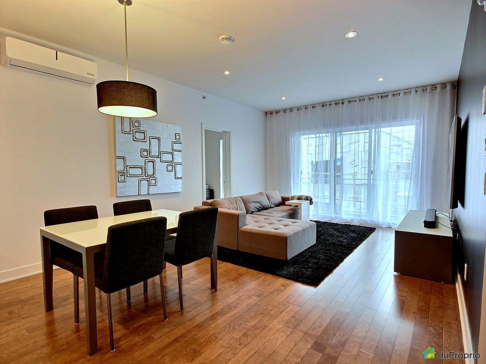 Condo vendu montr al immobilier qu bec duproprio 691079 for La salle a manger montreal