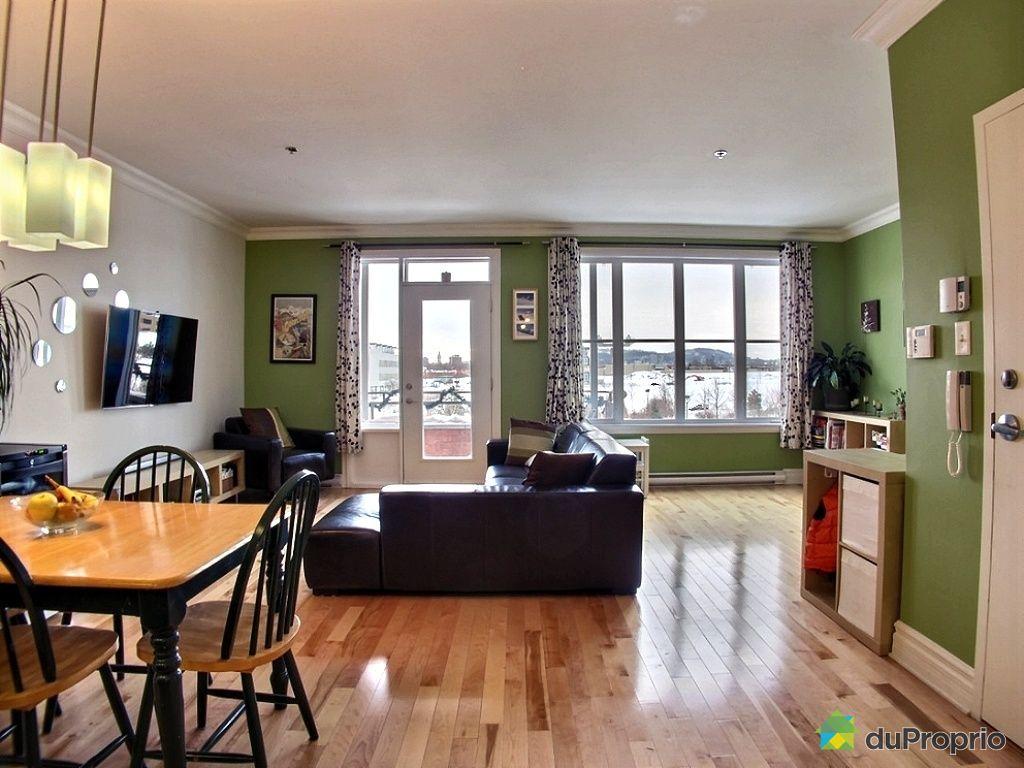 Condo vendu montr al immobilier qu bec duproprio 476125 for La salle a manger montreal