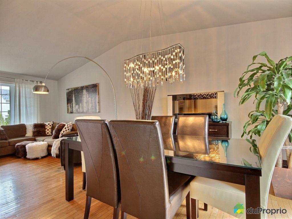 Maison vendre trois rivi res ouest 5355 rue du mans immobilier qu bec - Toit cathedrale maison ...