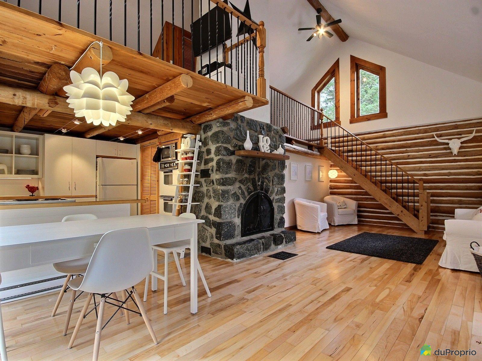 cuisine americaine en pierre me gobelins loft en duplex avec - Salle A Manger Americaine
