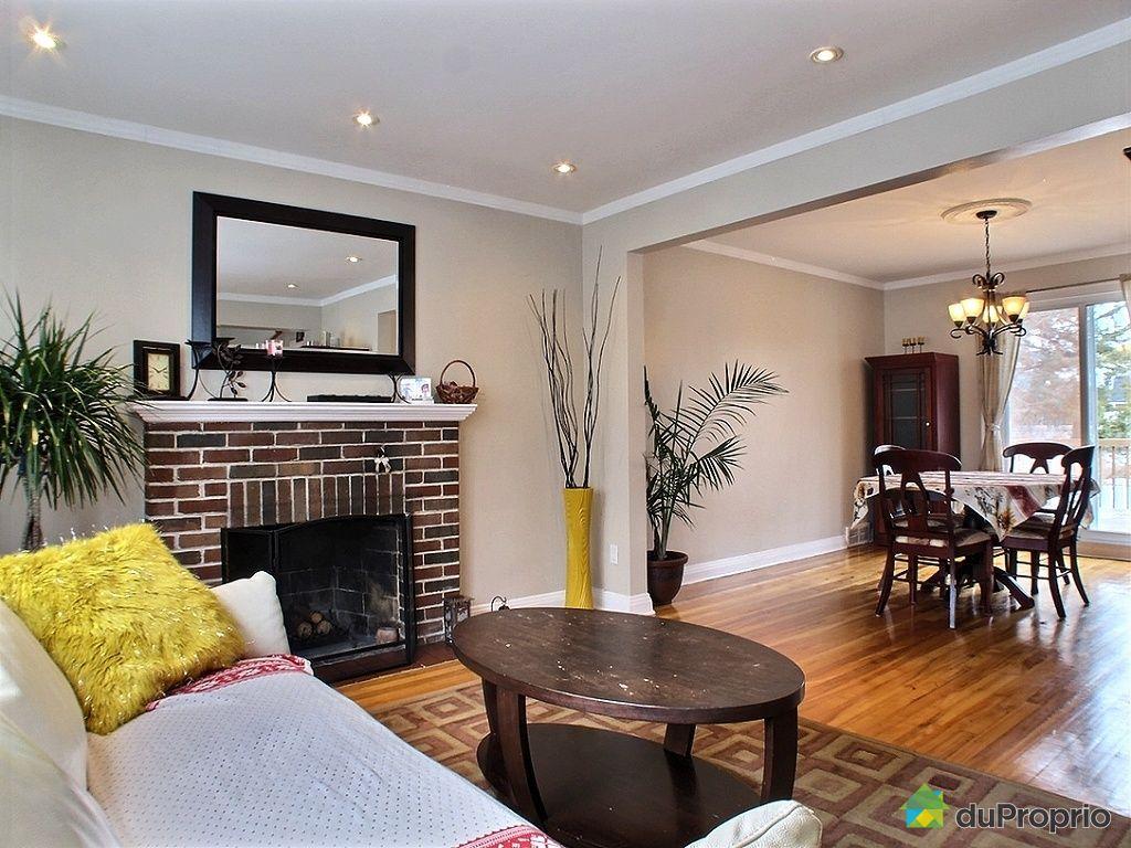 Maison vendu montr al immobilier qu bec duproprio 506760 for Salle a manger montreal