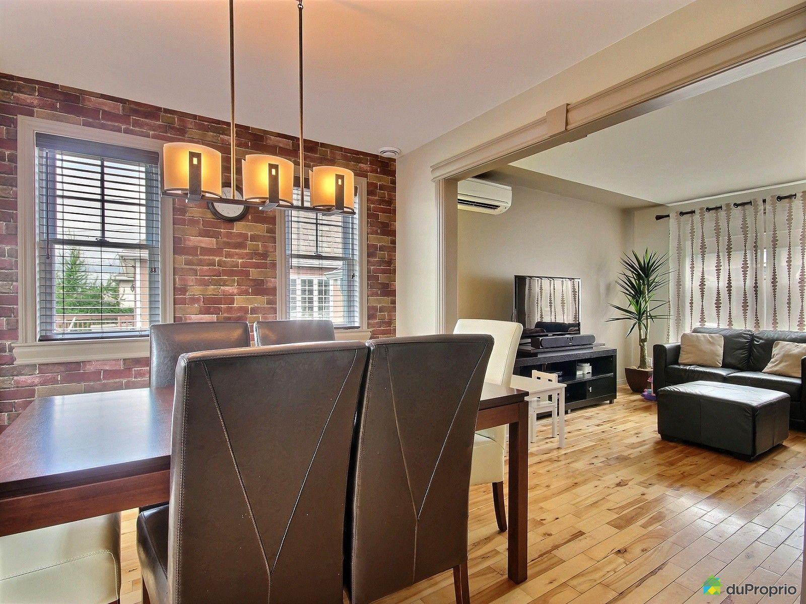 Maison vendre l vis 3943 rue des turquoises immobilier for Salle a manger levi