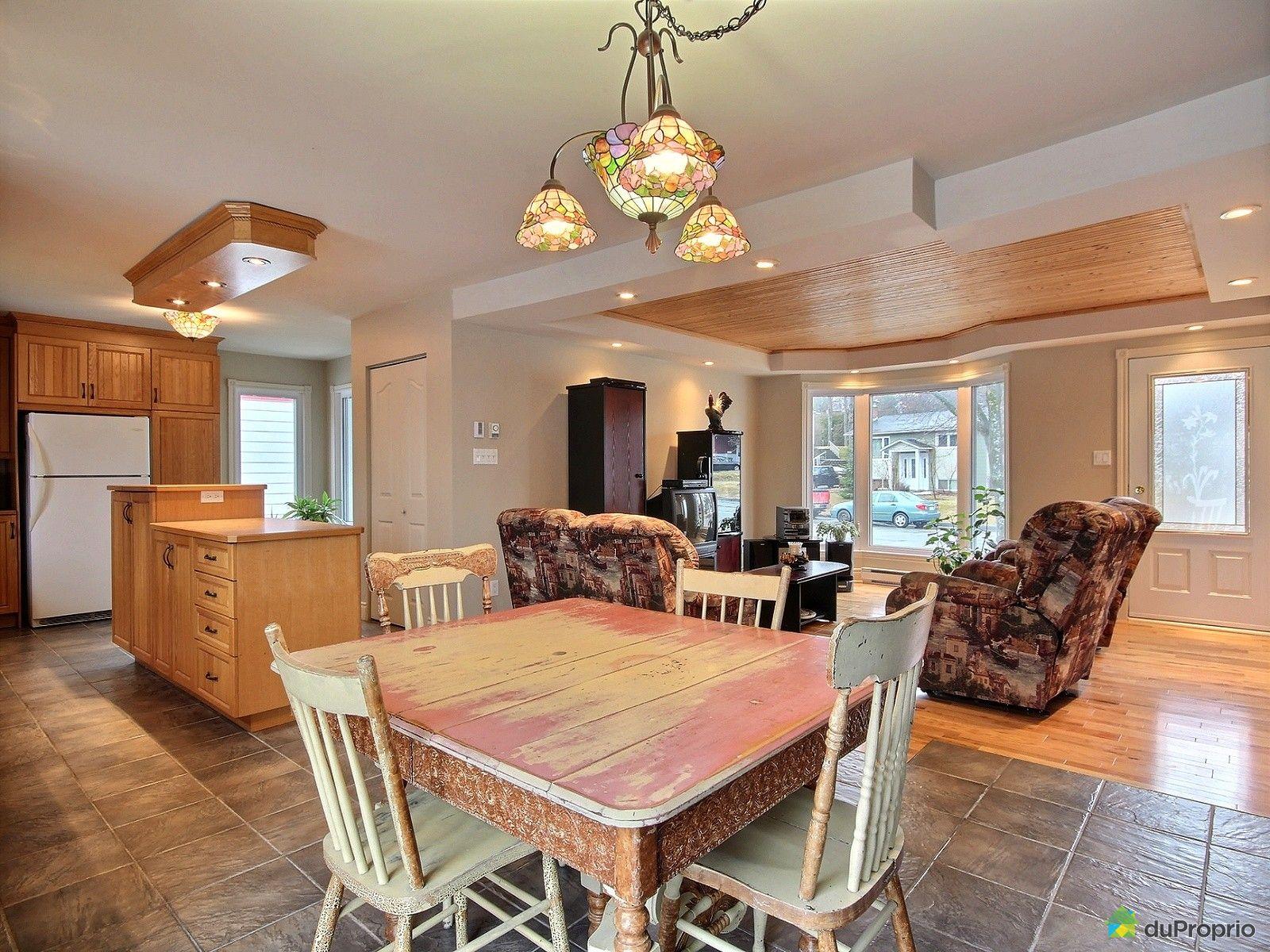 Maison Vendre Rock Forest 4305 Rue Cayer Immobilier