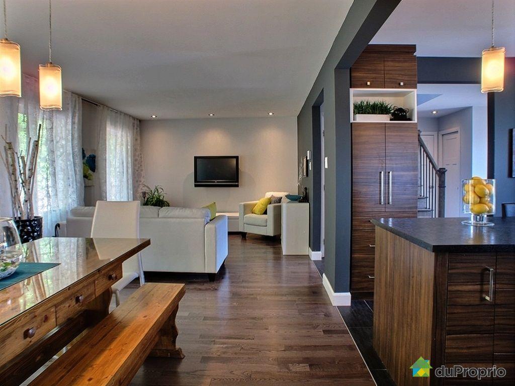 Maison moderne avendrelaval id es novatrices de la for Maison moderne quebec