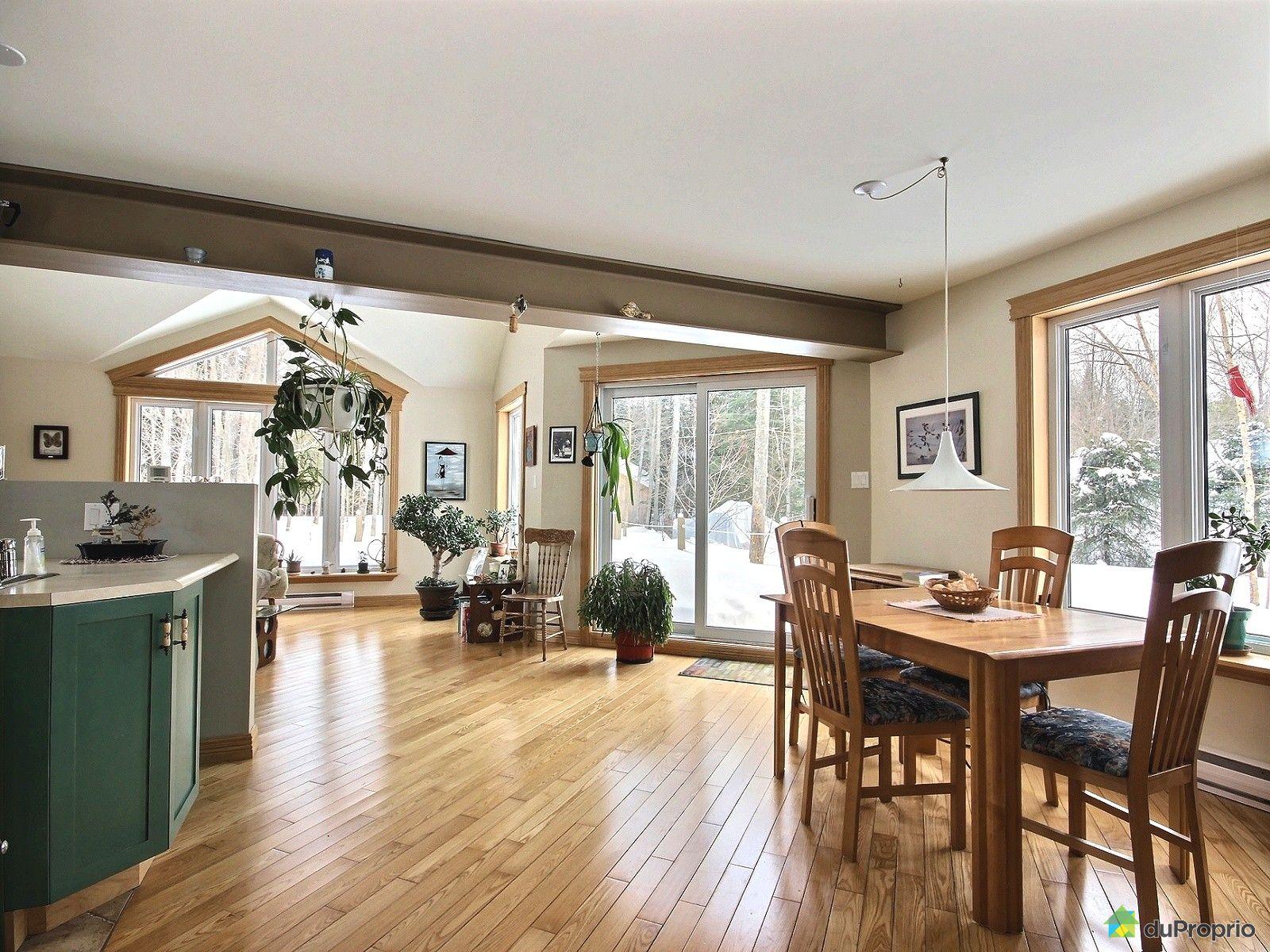 Maison vendu ste catherine de la jc immobilier qu bec duproprio 584465 - Maison a vendre a spa ...