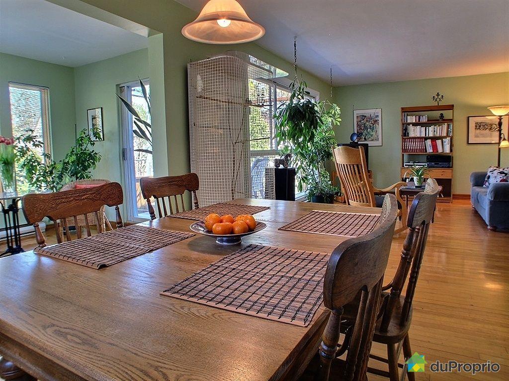 Maison vendu montr al immobilier qu bec duproprio 415668 for Extension maison salon