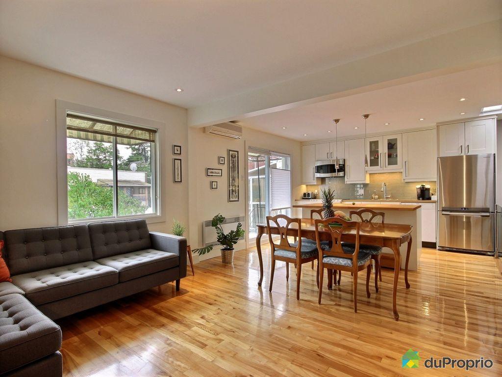 Maison vendu montr al immobilier qu bec duproprio 543850 for Acheter maison montreal canada