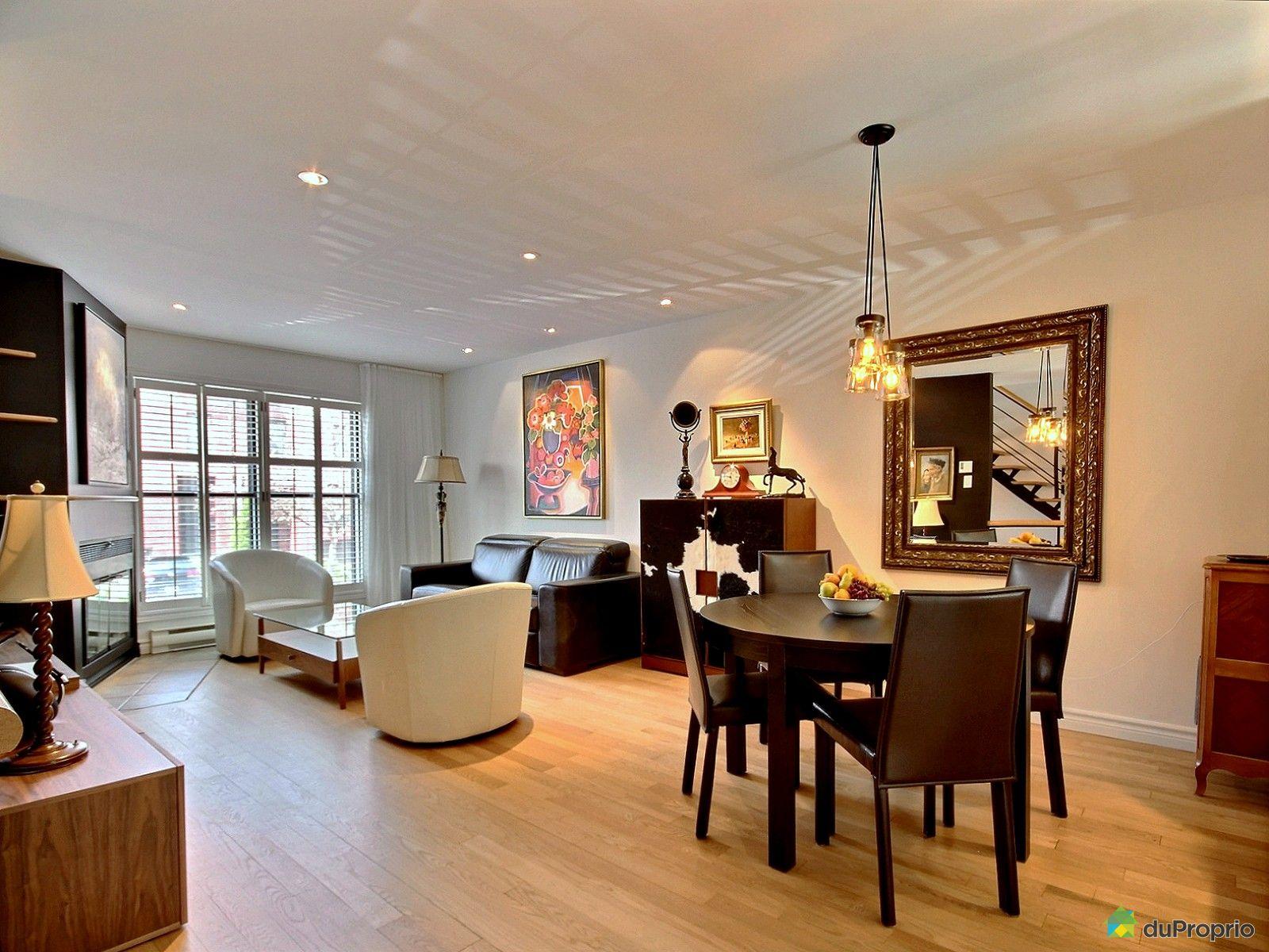 Maison vendu montr al immobilier qu bec duproprio 701942 for Acheter maison montreal canada
