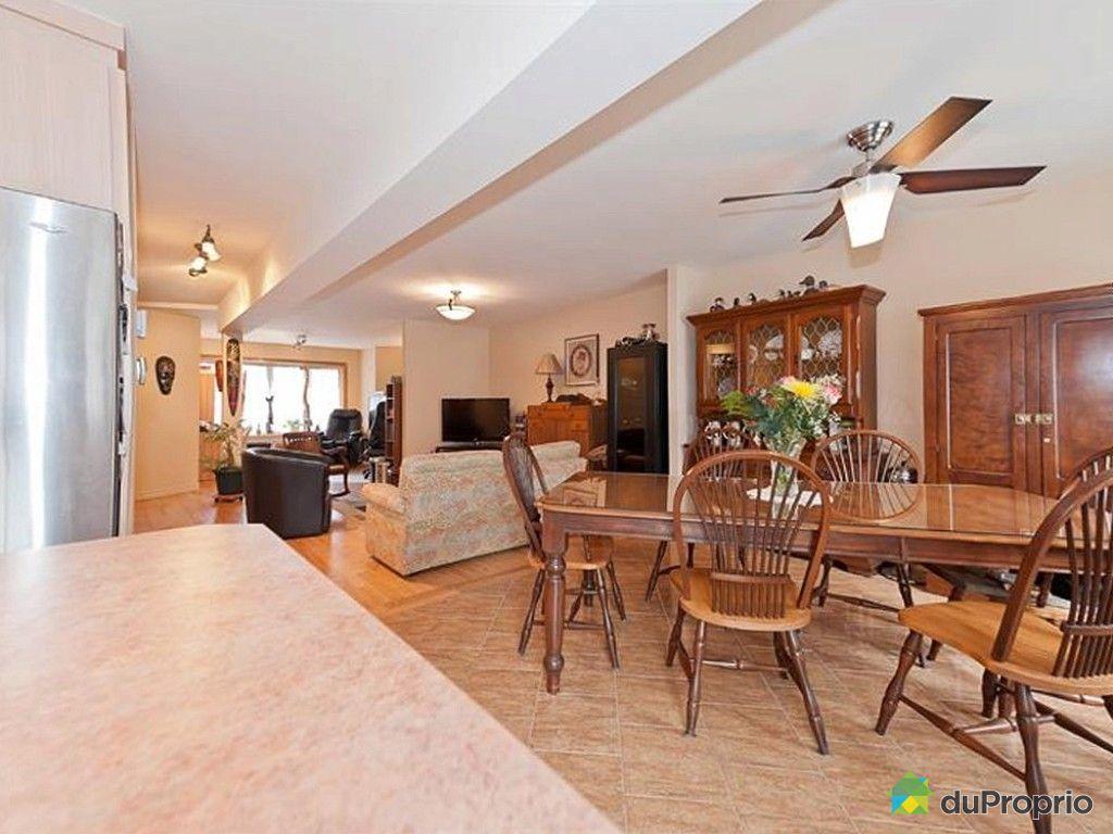 Maison vendu montr al immobilier qu bec duproprio 576148 for La salle a manger salon de provence