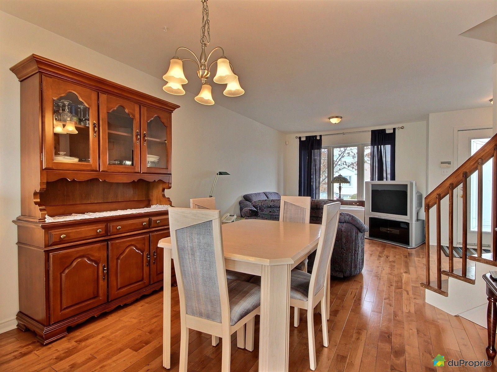 Maison vendre st jean sur richelieu 476 rue bourguignon immobilier qu bec duproprio 542915 for Salle a manger jean