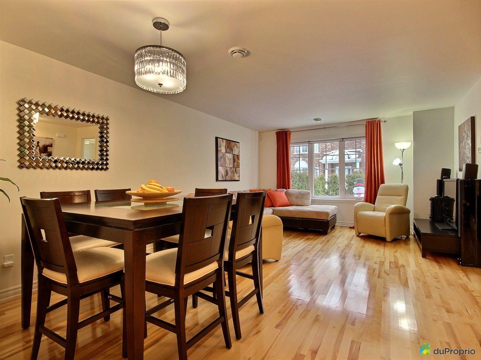 Maison vendre montr al 3557 rue des outardes immobilier qu bec duproprio 678602 - Piscine st laurent de chamousset ...