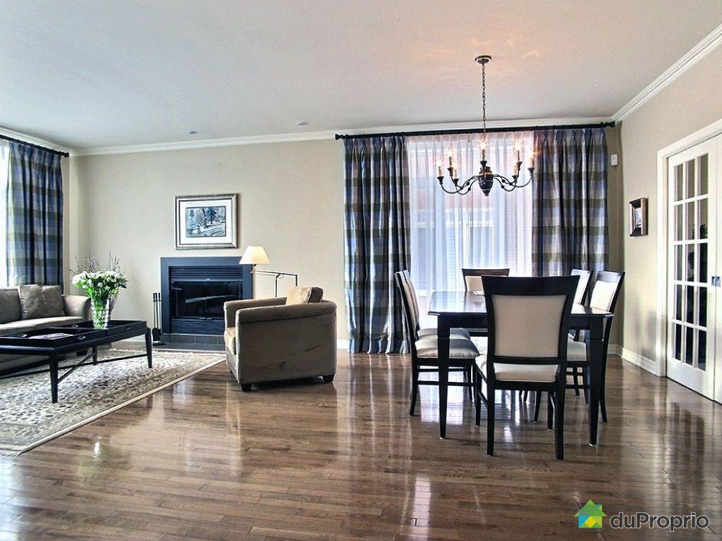 Maison vendu montr al immobilier qu bec duproprio 490512 - Piscine st laurent de chamousset ...