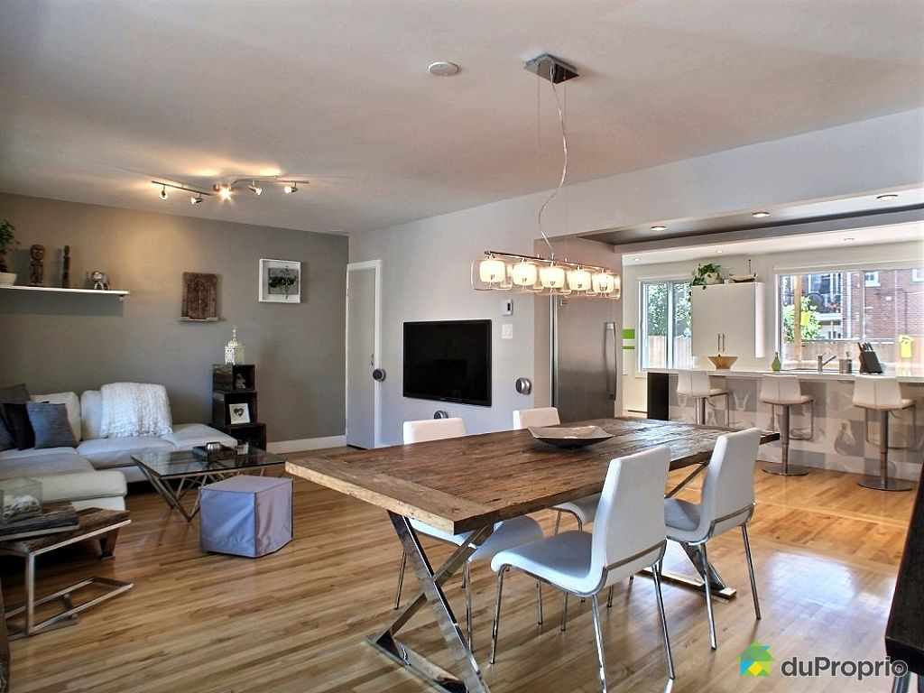 Maison vendu montr al immobilier qu bec duproprio 457027 - Piscine interieure verdun montreal toulouse ...