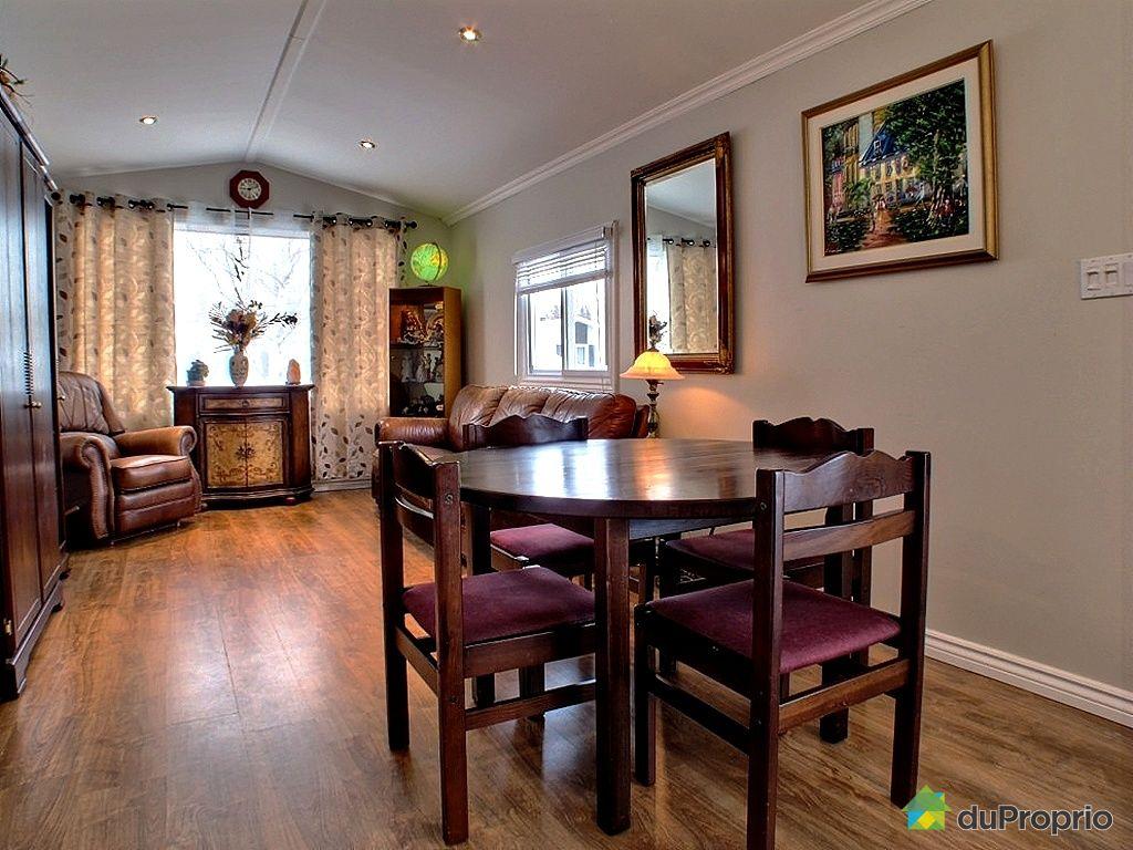 Maison vendu l vis immobilier qu bec duproprio 397585 for Salle a manger levi