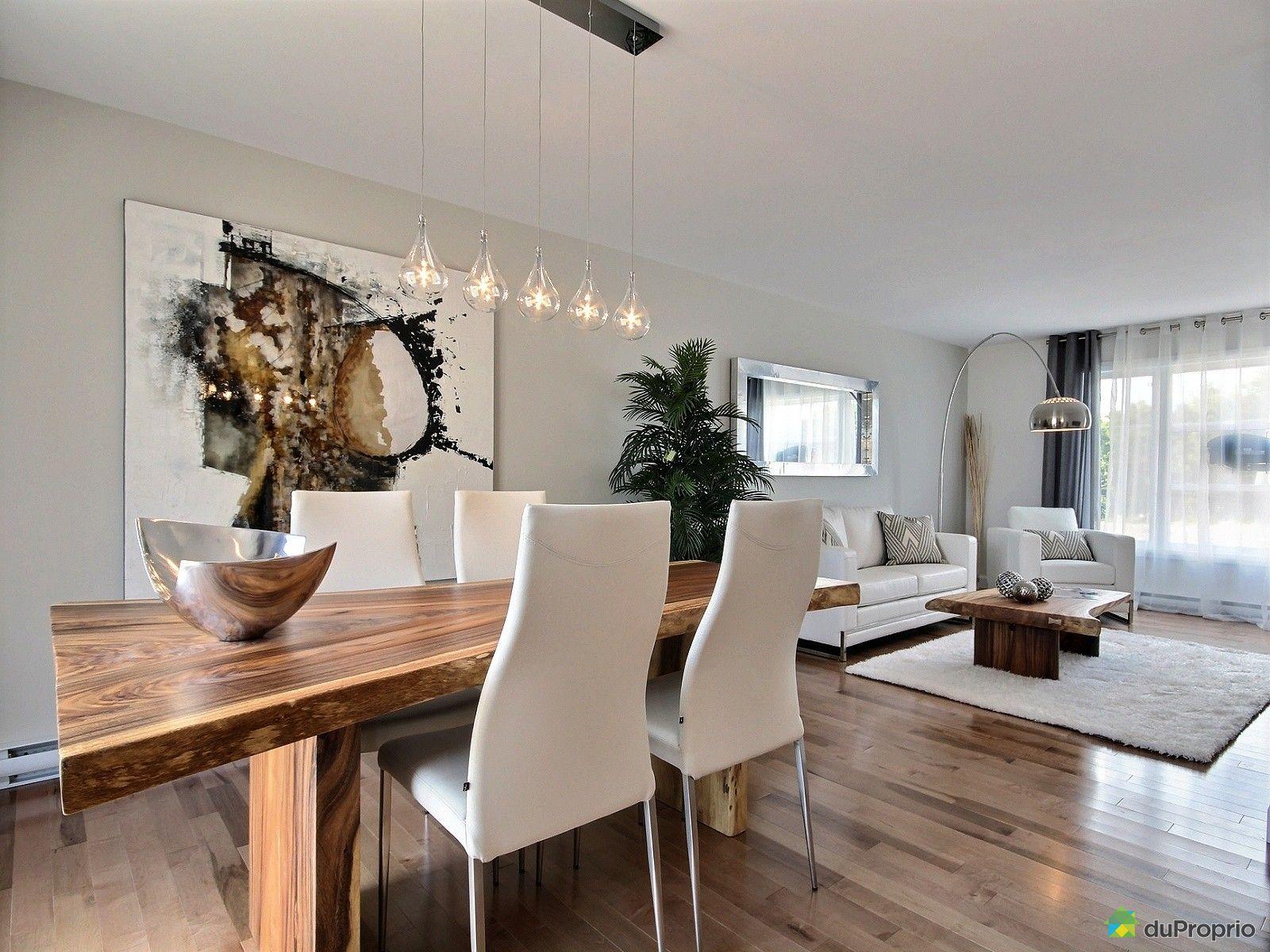Maison neuve vendre l vis 6129 rue berlioz bois du for Salle a manger levi