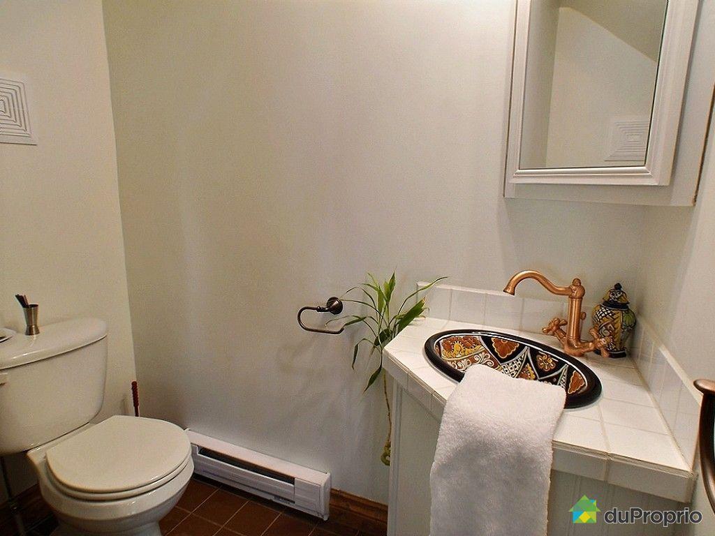 Maison vendu ste rose immobilier qu bec duproprio 611900 - Salle d eau 2m2 ...