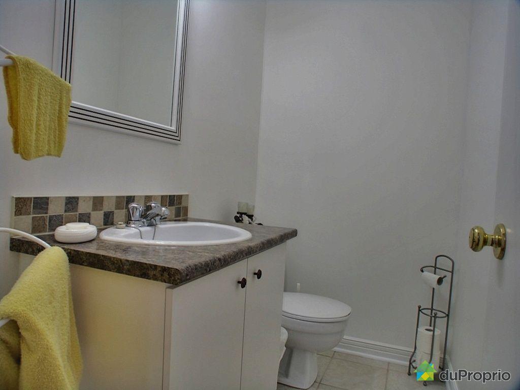Maison vendu longueuil immobilier qu bec duproprio 225494 - Salle d eau 4m2 ...