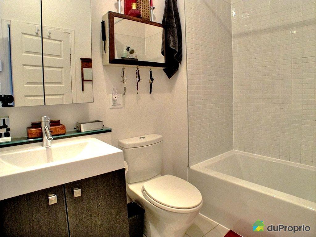 Condo vendu montr al immobilier qu bec duproprio 282922 for Accessoire salle de bain ville de quebec