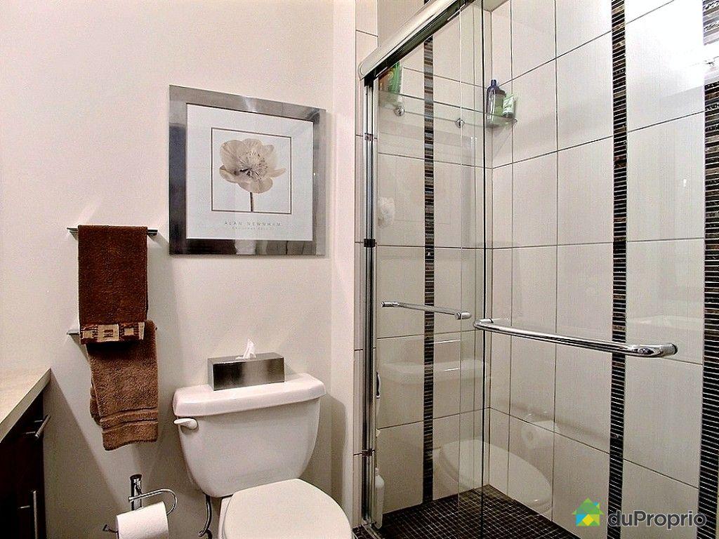 Condo vendu montr al immobilier qu bec duproprio 142373 for Accessoire salle de bain ville de quebec