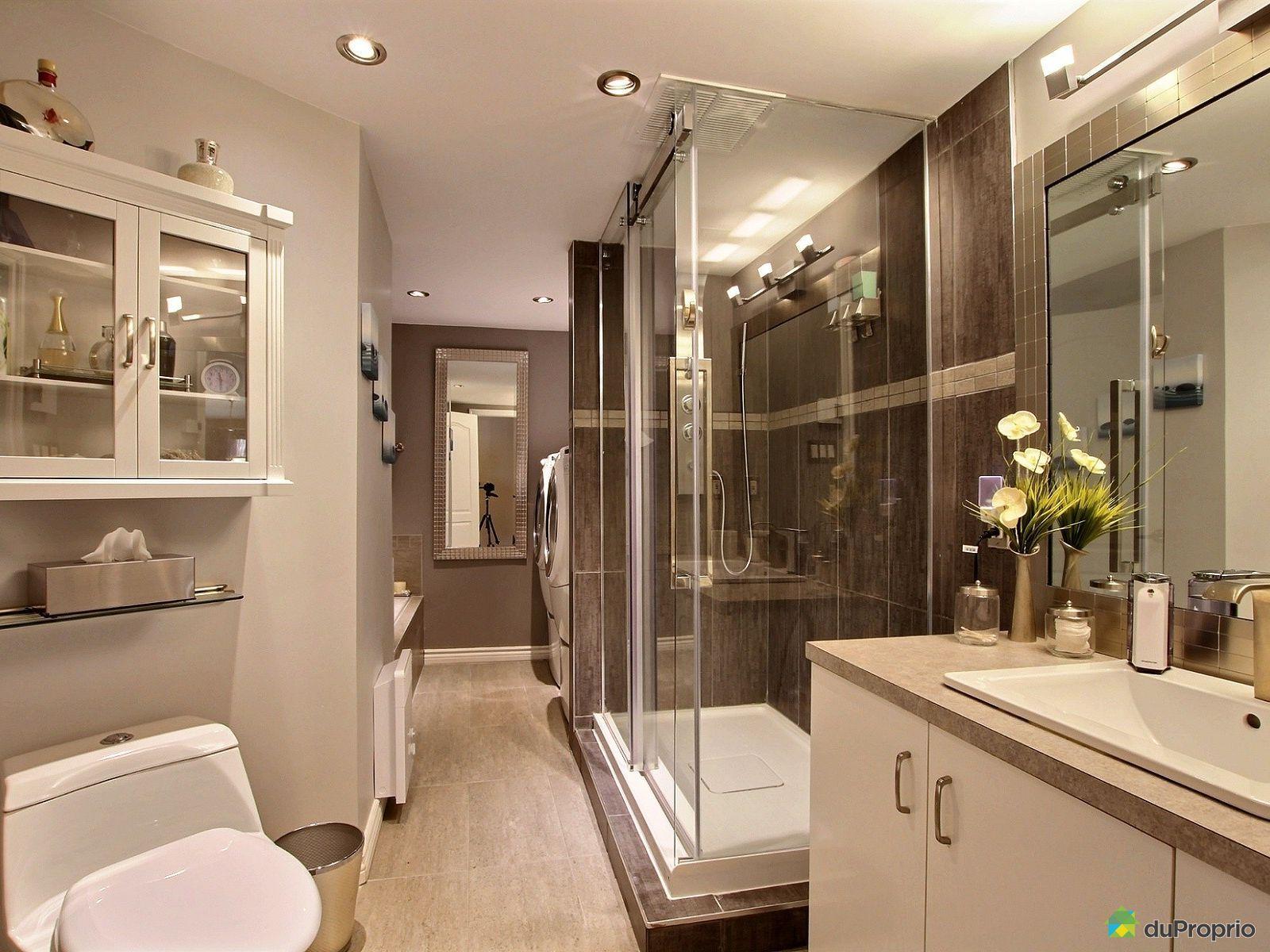 6 16 avenue papineau candiac vendre duproprio for Salle de bain rive sud