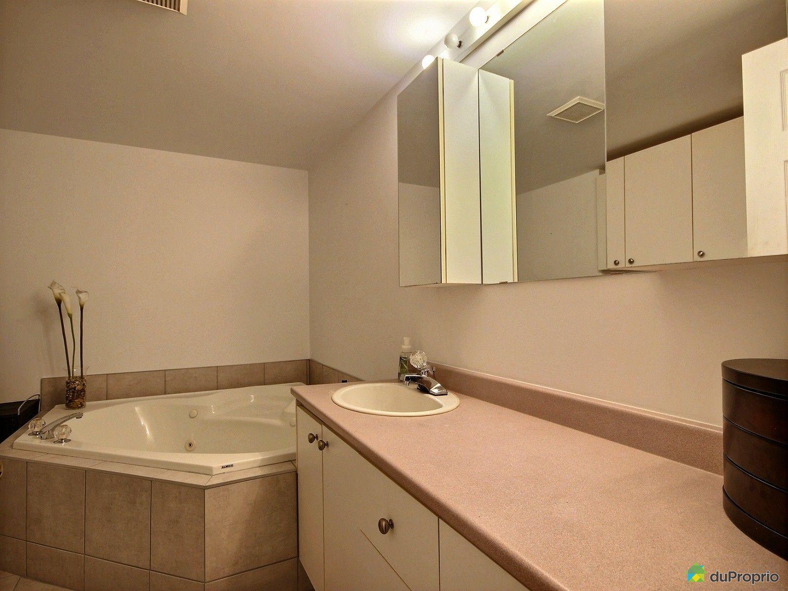 Condo vendre gatineau 302 75 rue du coteau immobilier for Reno salle de bain quebec