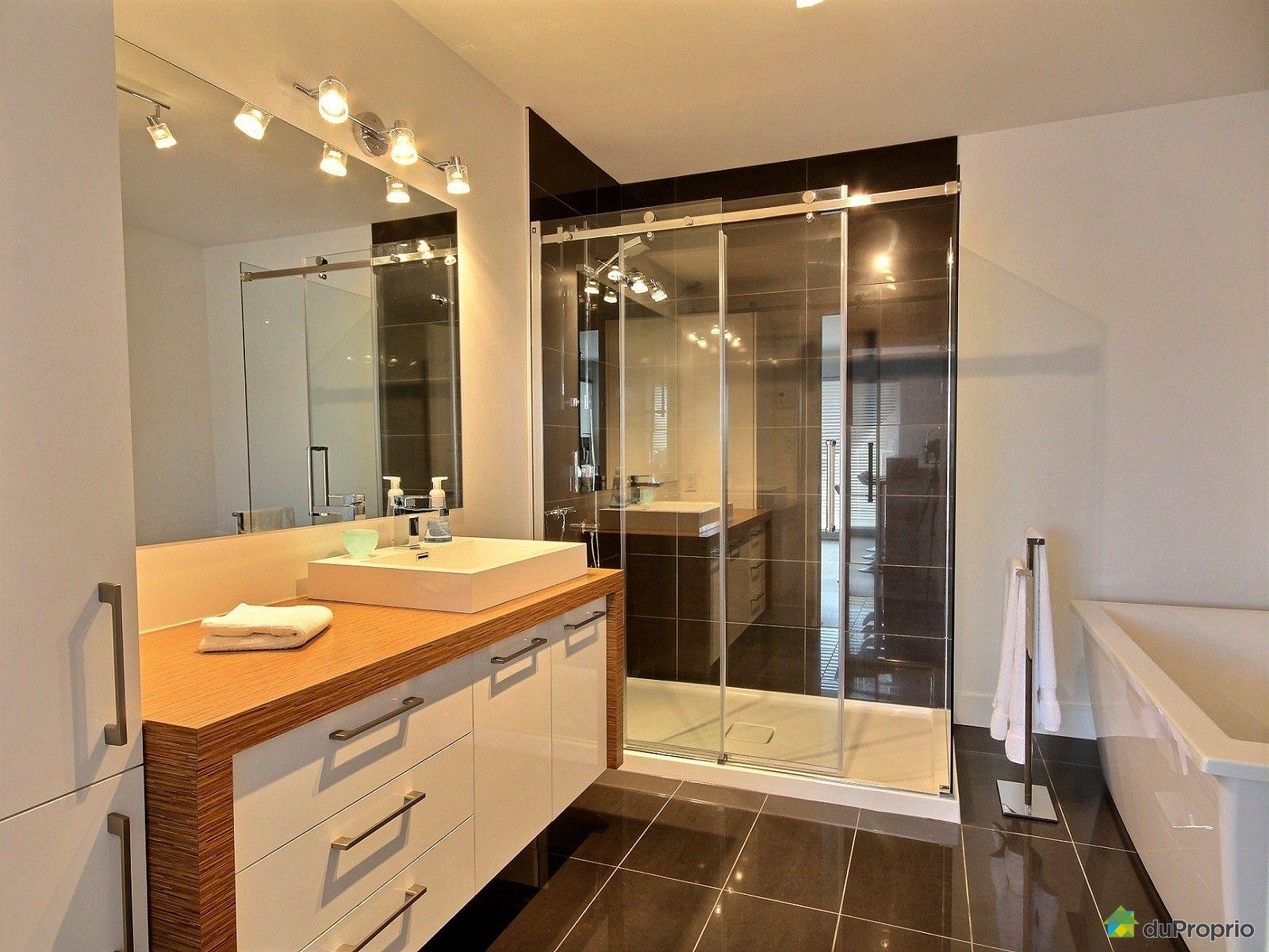 Condo vendu lebourgneuf immobilier qu bec duproprio - Configuration salle de bain ...