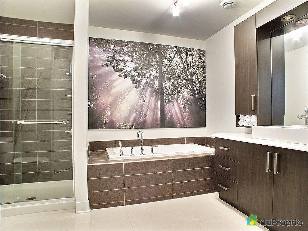 Condo vendre mascouche 103 440 place du louvre for Muret salle de bain