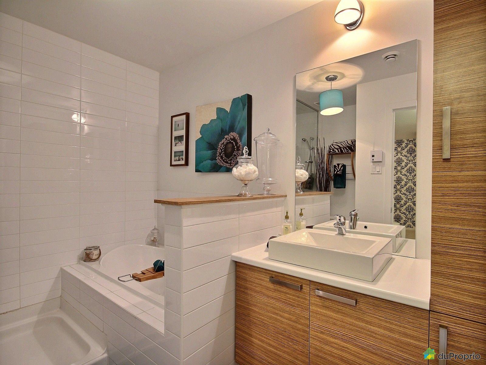 Condo vendre montr al 9410 rue rousseau immobilier for Salle de bain quebec