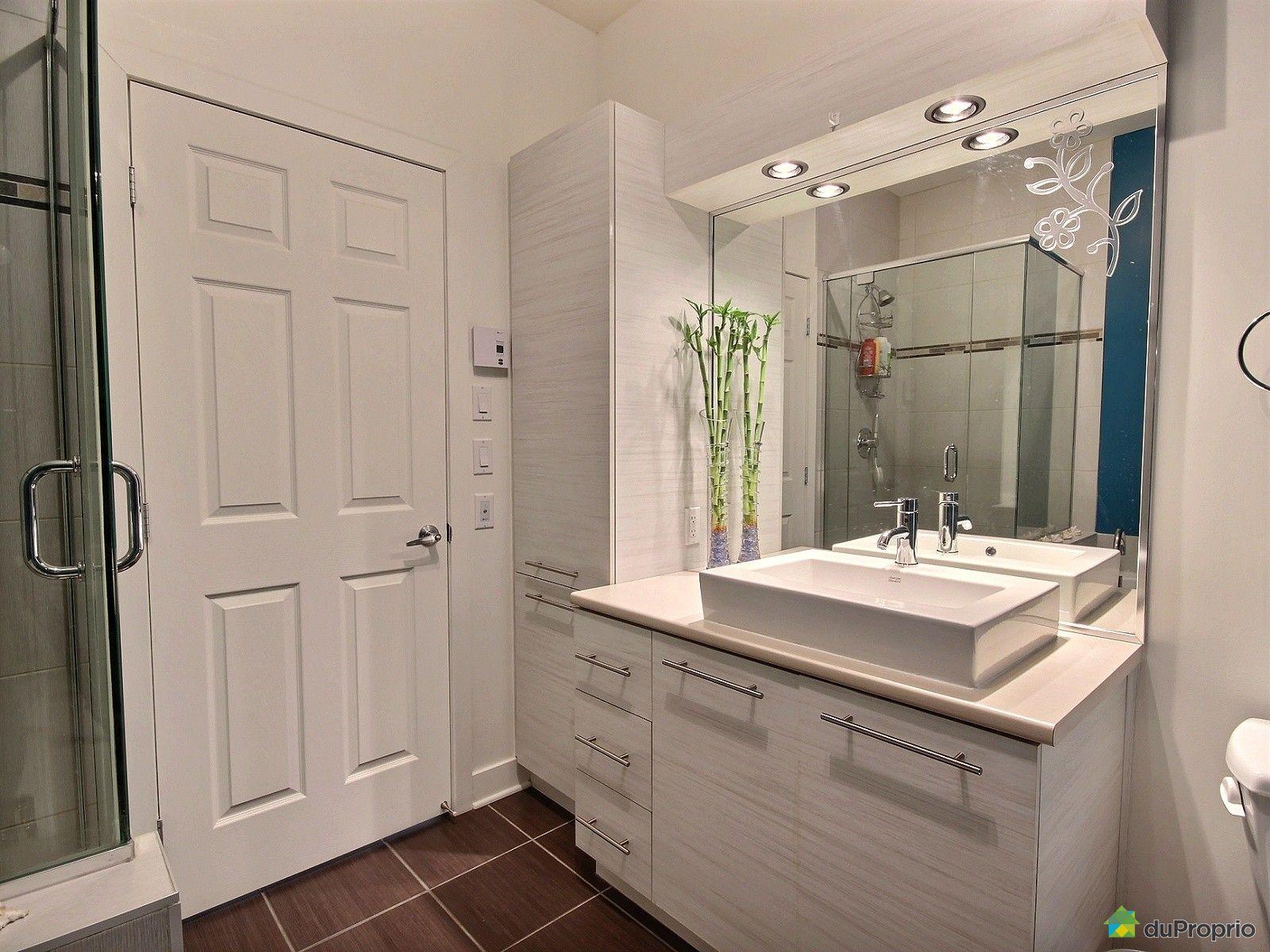 Condo vendu montr al immobilier qu bec duproprio 484723 for Salle de bain commune a deux chambres