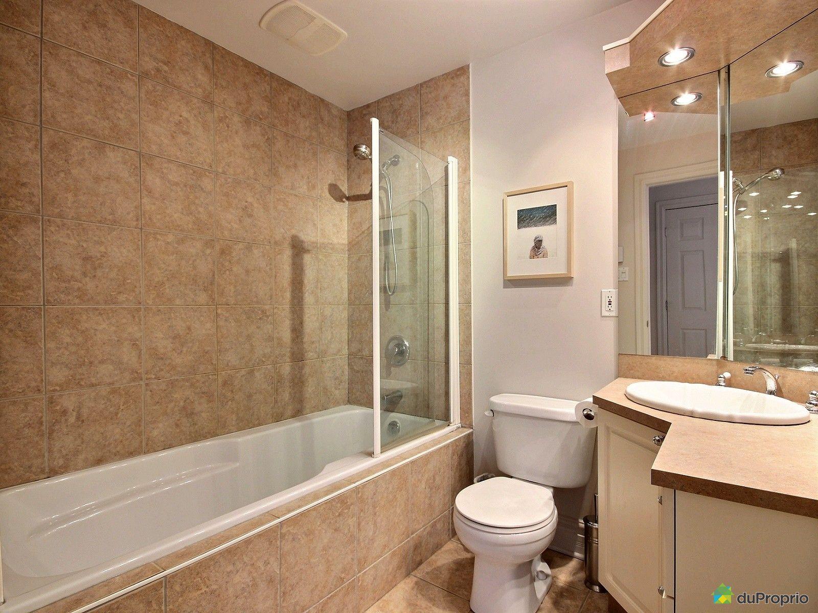 Condo vendu montr al immobilier qu bec duproprio 496650 for Salle de bain commune a deux chambres