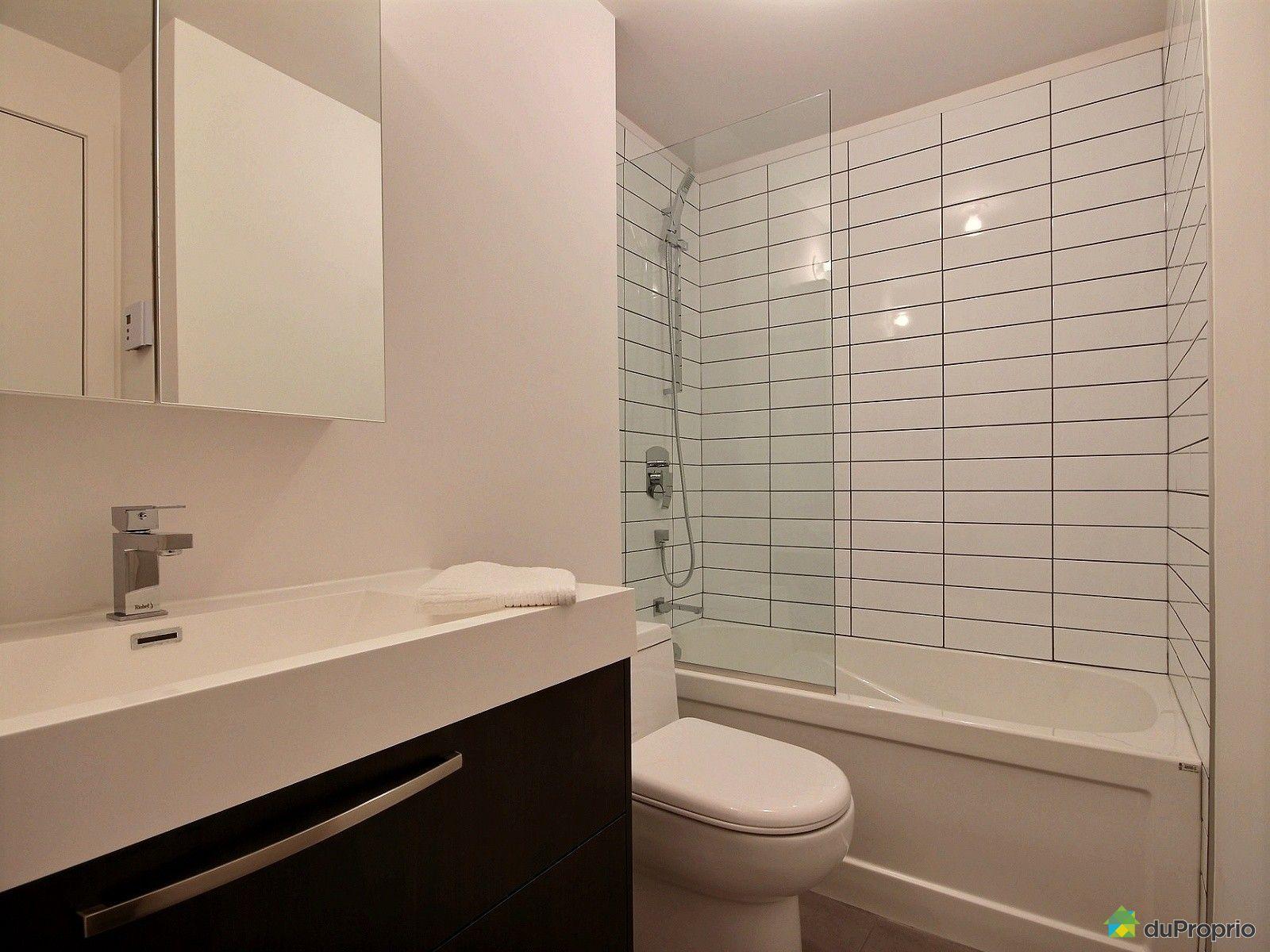 Condo vendu montr al immobilier qu bec duproprio 525822 for Salle de bain commune a deux chambres