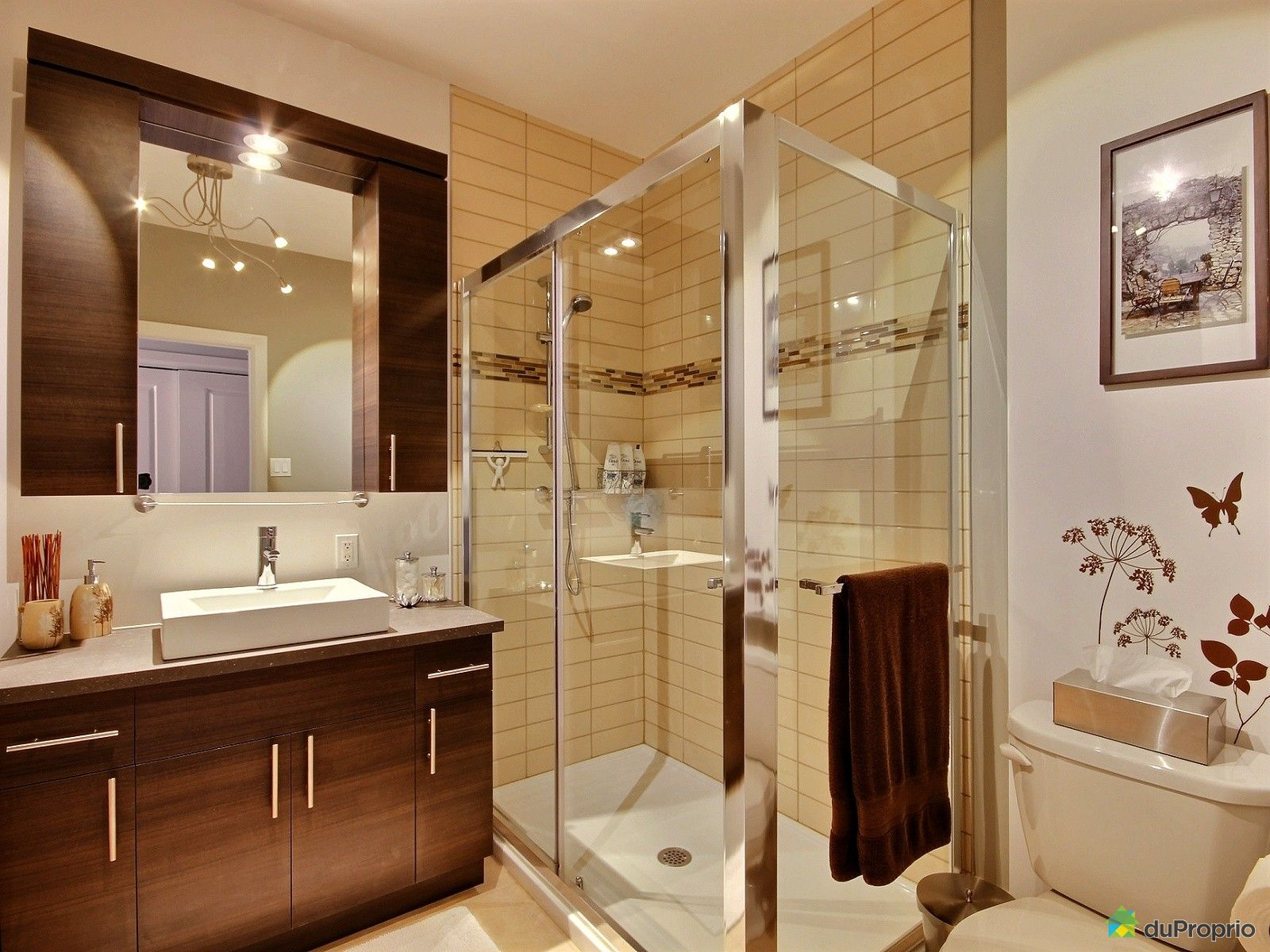 Condo vendu montr al immobilier qu bec duproprio 578743 for Reno salle de bain quebec