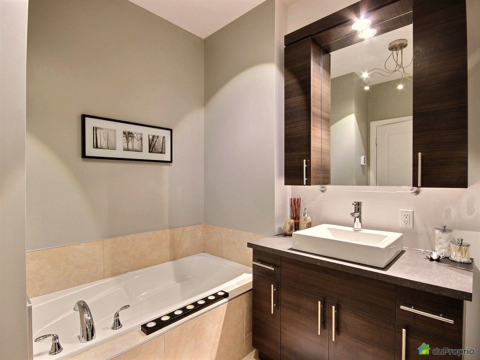 Condo vendu montr al immobilier qu bec duproprio 578743 for Salle de bain commune a deux chambres
