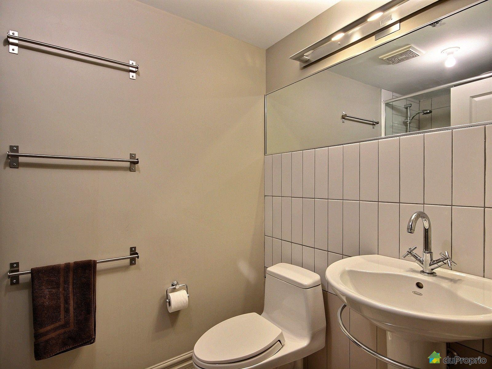Condo vendu montr al immobilier qu bec duproprio 593211 for Accessoire salle de bain ville de quebec