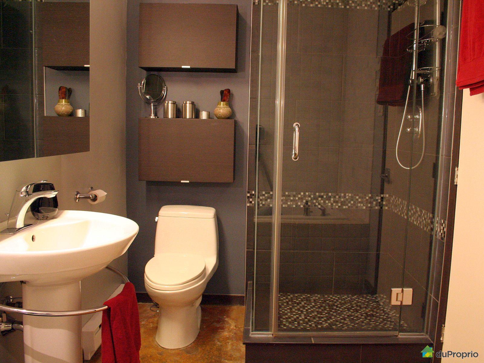 Condo vendu montr al immobilier qu bec duproprio 598007 for Accessoire salle de bain ville de quebec