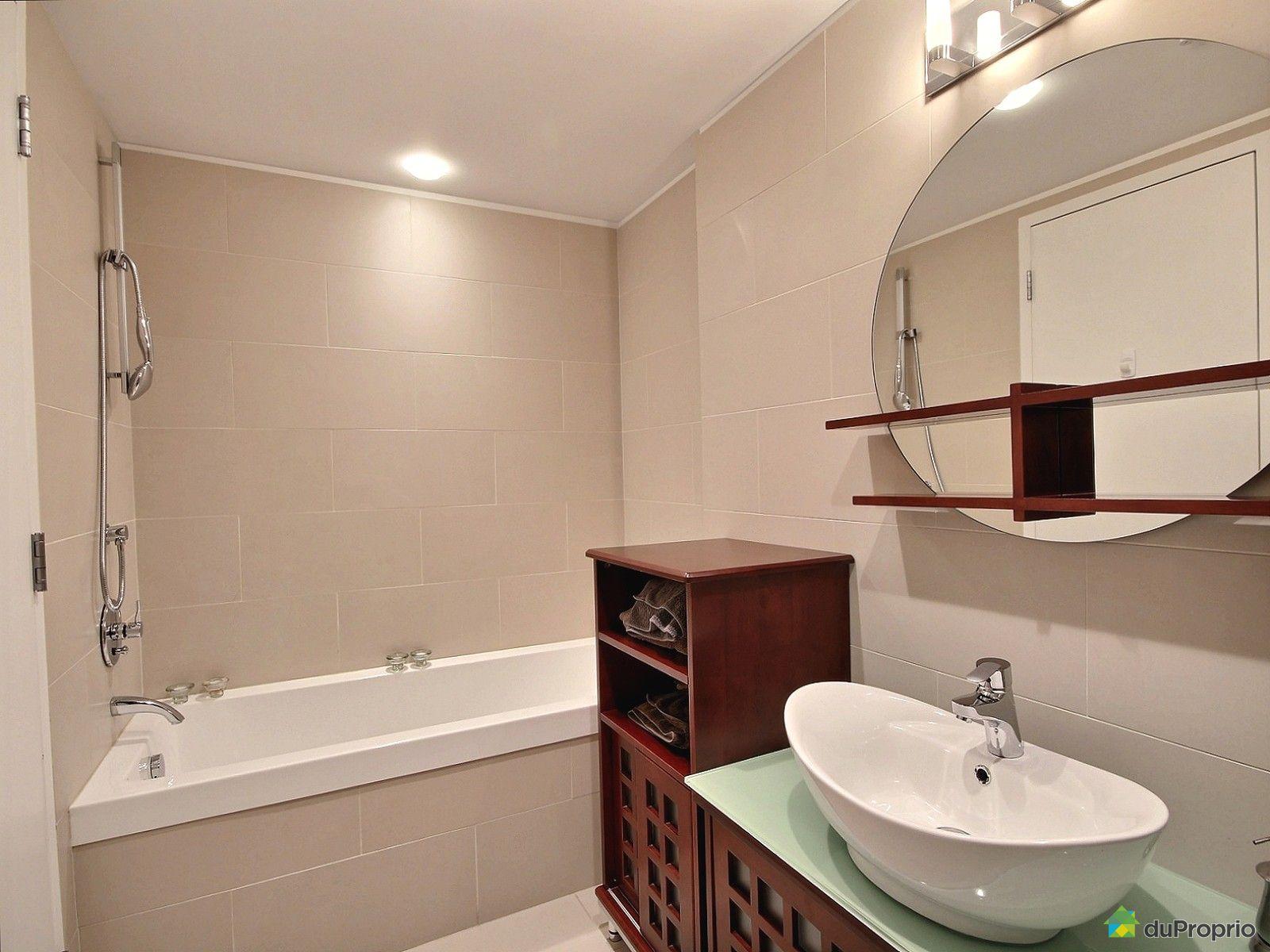 Condo vendre montr al 509 1010 rue ste catherine est for Accessoire salle de bain ville de quebec